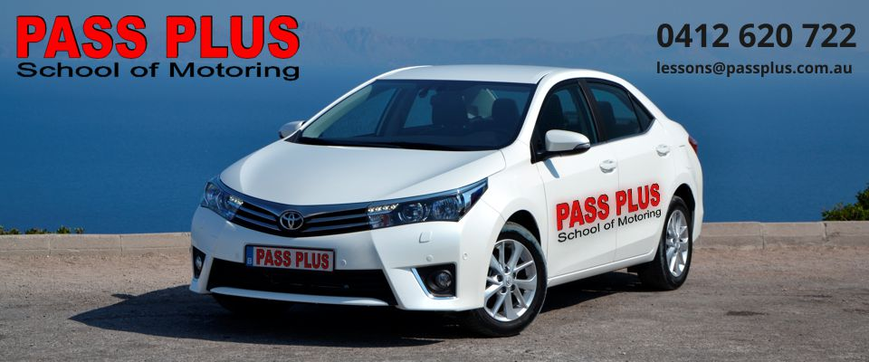 Pass Plus Driving School Adelaide